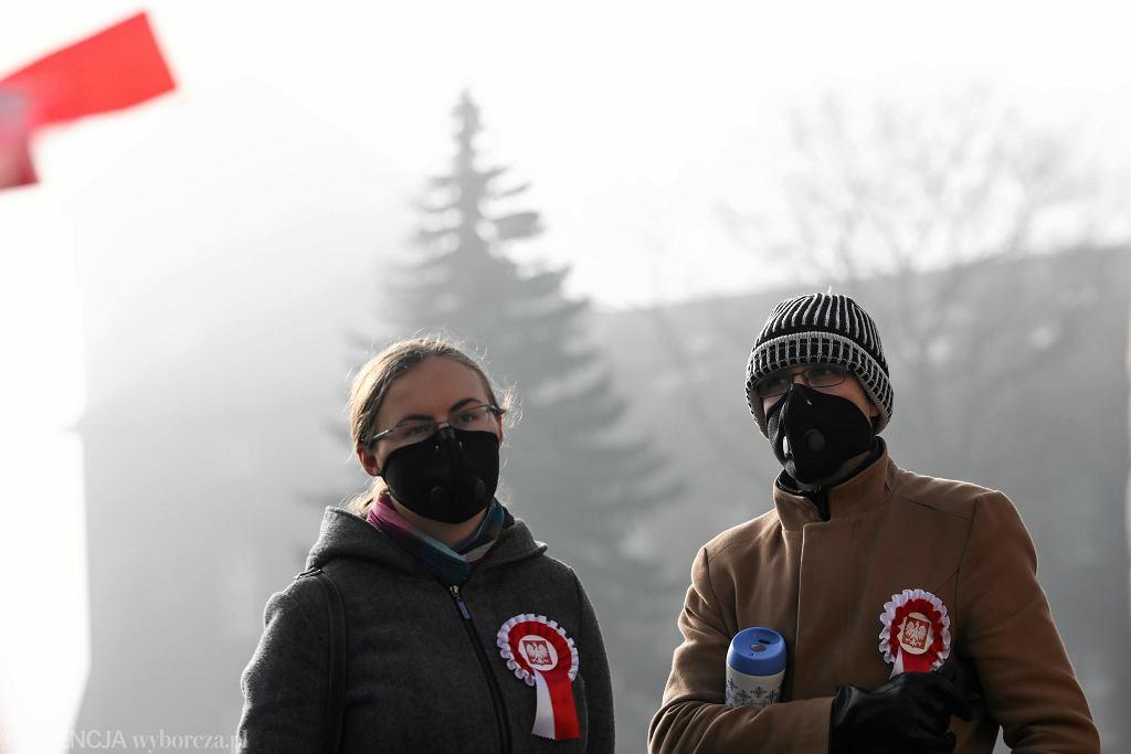 fb857dc0 Smog w Krakowie. Prezydent Miasta przypomina o niepaleniu liści w ...