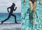 Pływanie czy bieganie? Która aktywność jest dla ciebie lepsza? Przedstawiamy ich zalety