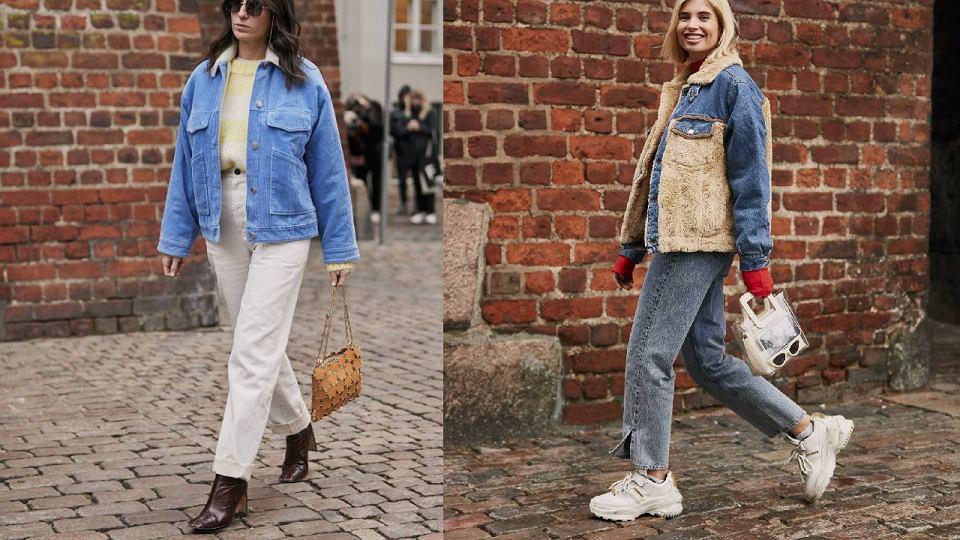 Wyprzedaż jeansowych kurtek na jesień