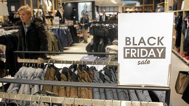 Black Friday 2018. Obniżki nawet do 70 proc. Ruszają przedświąteczne wyprzedaże