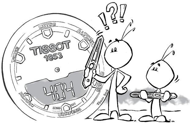 Matura z wiedzy o zegarkach - arkusz 6 [ROZWIĄZANIE]