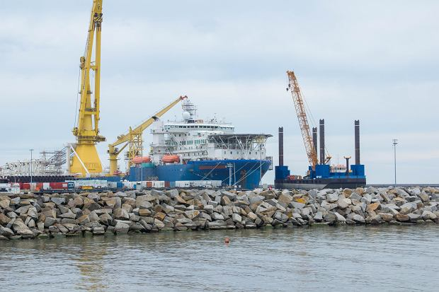 Nord Stream 2 gotowy w 99 proc. Kończą go statki objęte sankcjami USA