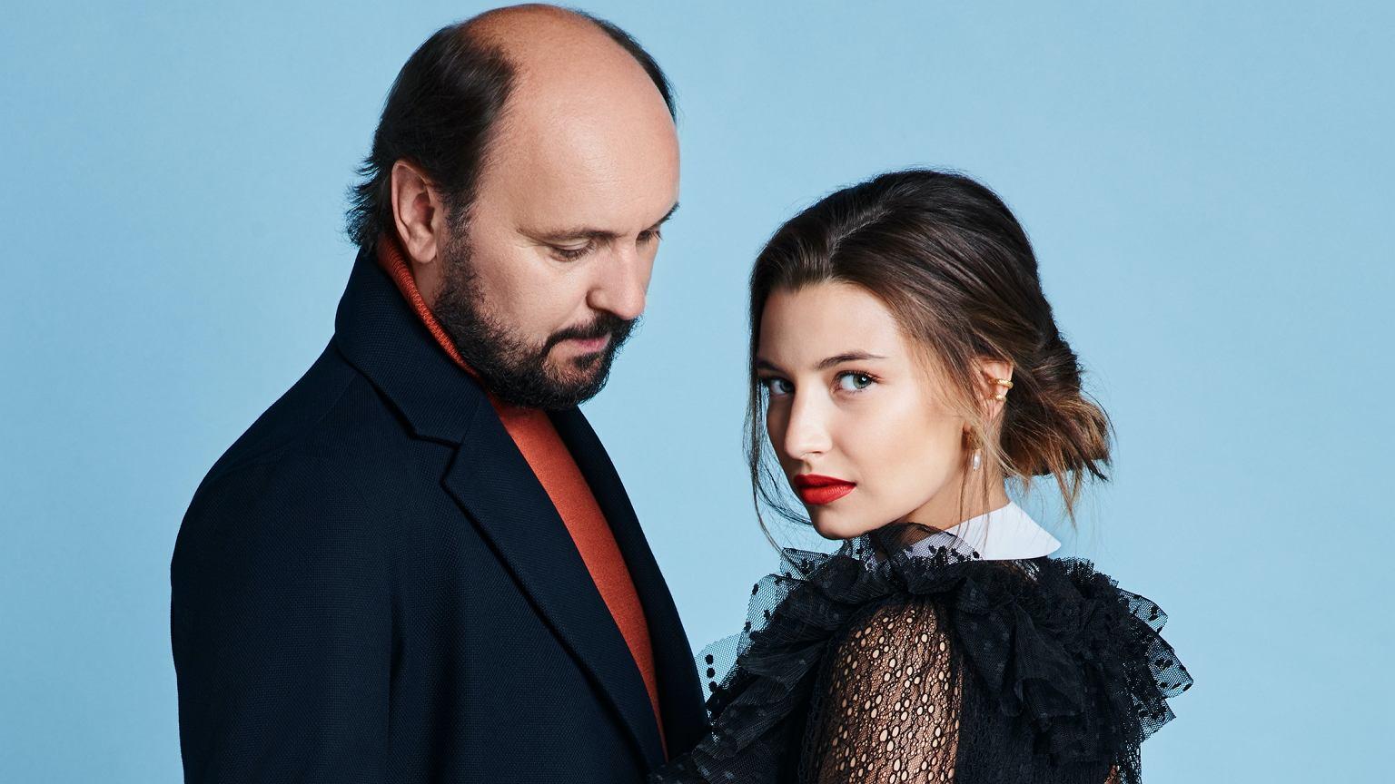 Adam Woronowicz i Julia Wieniawa zagrali Wokulskiego i Łęcką. Empik prezentuje audioserial