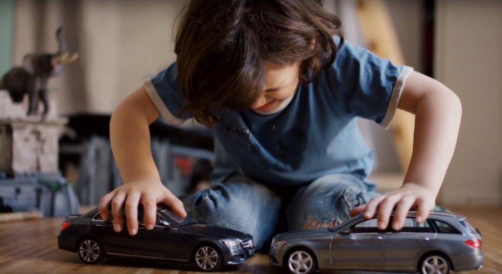 Reklama Brake Assist System Plus