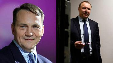 Radosław Sikorski wezwany do zapłaty za abonament RTV