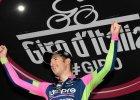 Giro d'Italia. Contador urządził Mordor