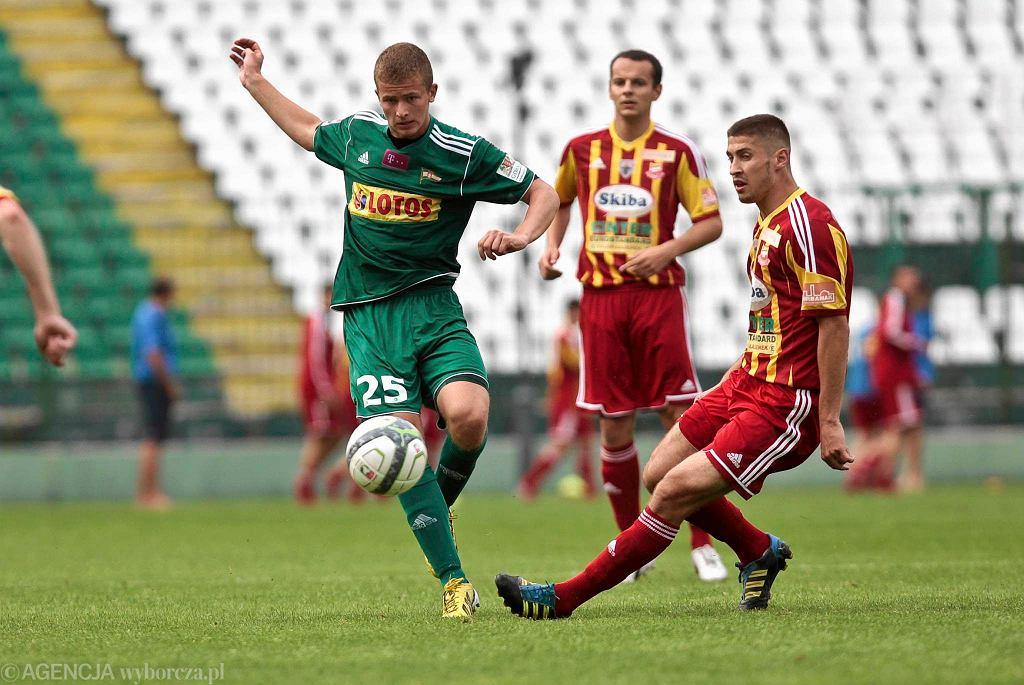 Sparing Lechia Gdańsk - Chojniczanka 1:0