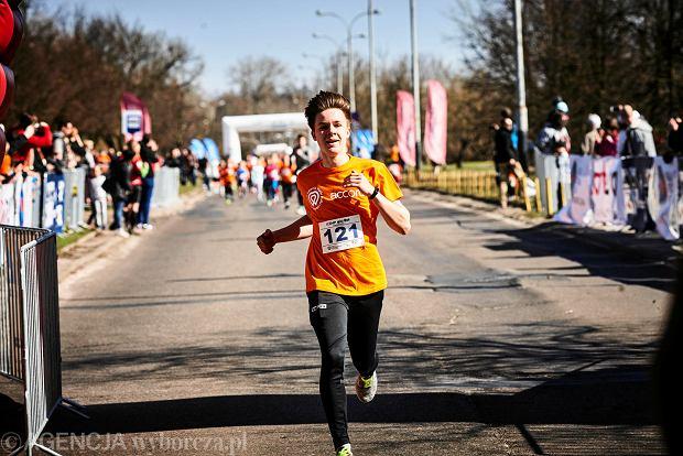 Zdjęcie numer 116 w galerii - Otwarcie sezonu biegowego w Łodzi.