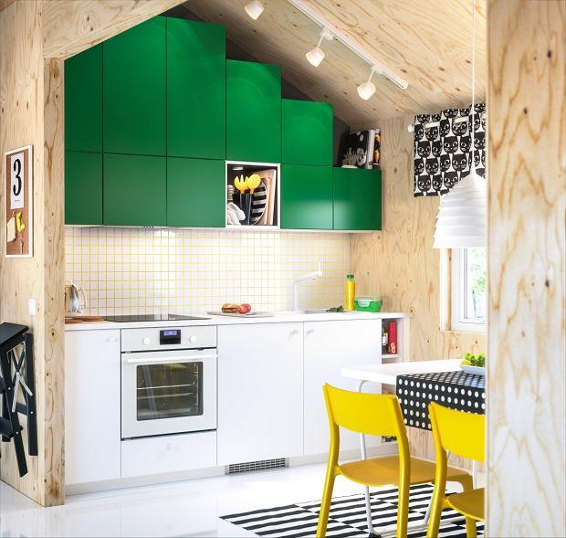 Mała kuchnia urządzona z pomysłem. 10 inspirujących kuchni
