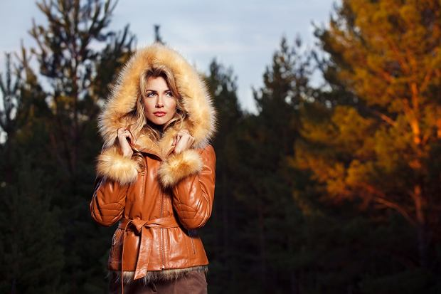 Zimowe kurtki damskie