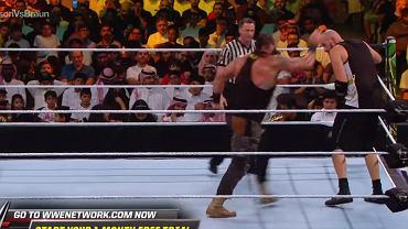 Fury zadebiutował na gali WWE