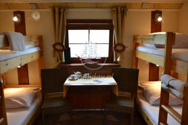 Pokój w hostelu/ Fot. www.eholiday.pl