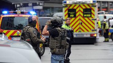 Atak nożownika w Wuppertalu