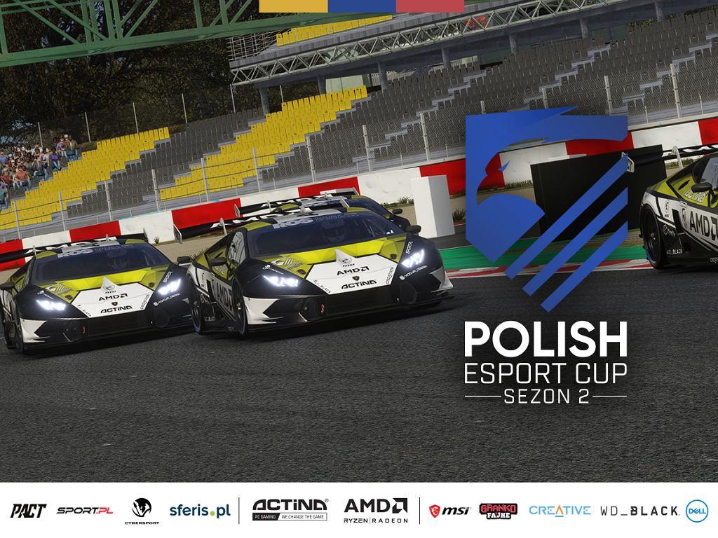 Kolejny dzień Polish Esport Cup 2020 Sezon 2 za nami!