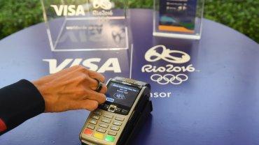 Obrączka zbliżeniowa Visa