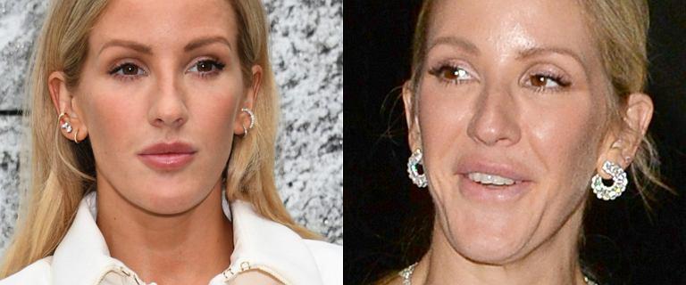 Tak Ellie Goulding zmieniła się w niecałe 2 miesiące!