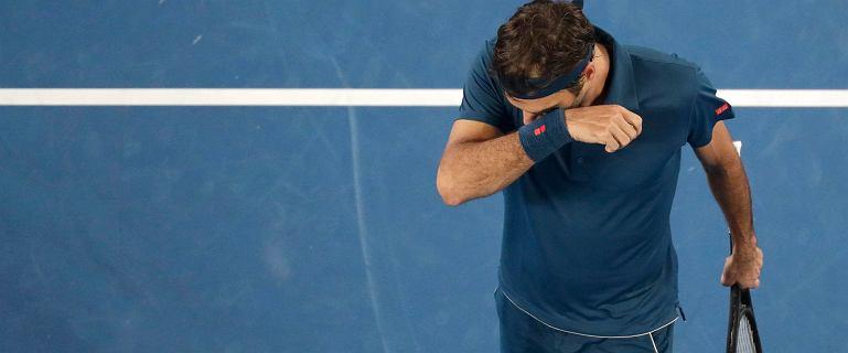 Australian Open. Roger Federer poza turniejem! 20-letni Grek wyeliminował Szwajcara