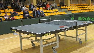 tenis stołowy w Radomiu