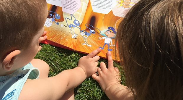 """""""Sprawić, by dzieci chciały wiedzieć, obudzić w nich ciekawość"""" - z tą książką to możliwe"""