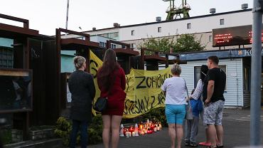 Po wstrząsie, do którego doszło w sobotę w  kopalni Zofiówka w Jastrzębiu-Zdroju, zginęło tam dwóch górników