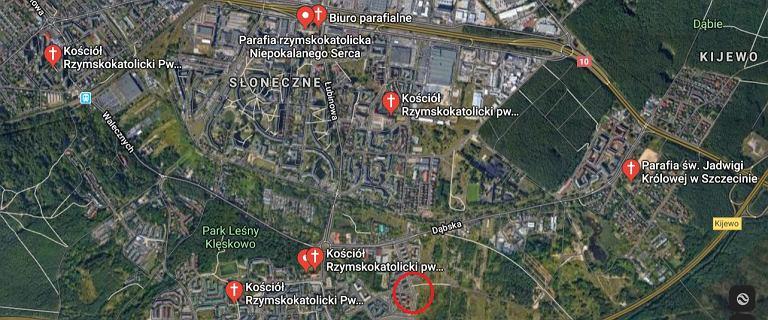Szczecin. Jest decyzja radnych PiS: Zamiast placu zabaw będzie kolejny kościół