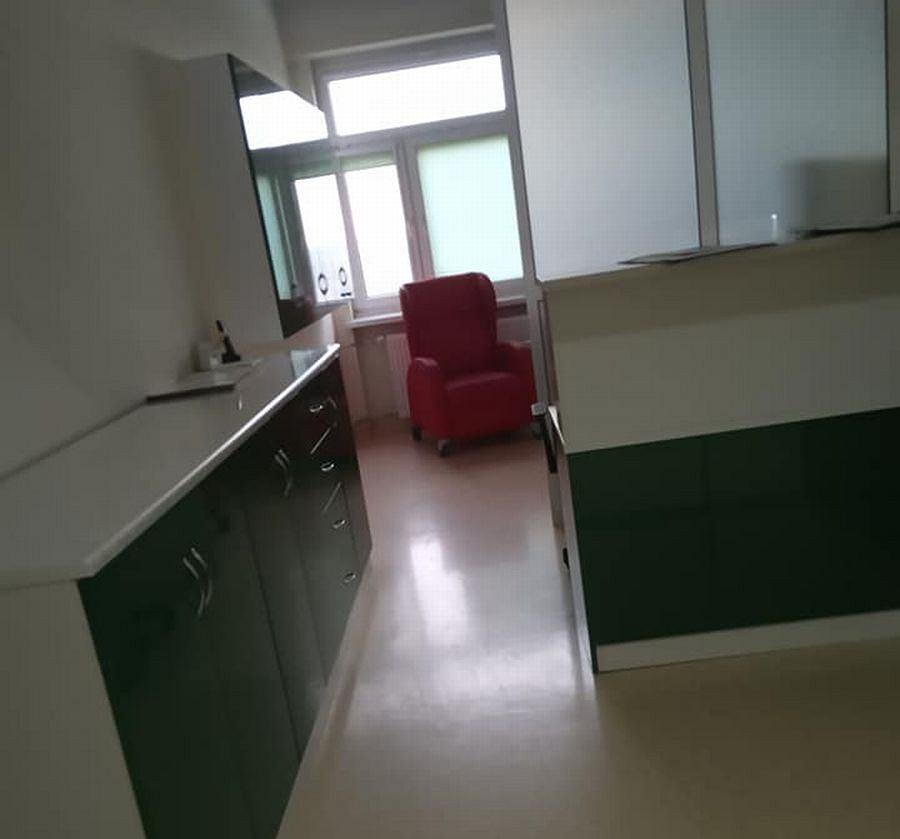 Fotel-leżanka od WOŚP. Szpital Rejonowy w Kłobucku