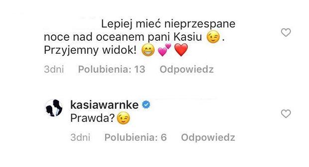 Katarzyna Warnke komentarz