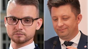 Piotr Wojtyczka i Michał Dworczyk
