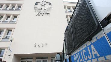 Siedziba sądów w Częstochowie