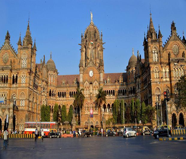 Dworzec Chhatrapati Shivaji Terminus, Bombaj