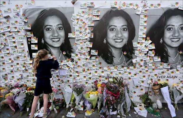 Po śmierci Savity jasne stało się, że pozostawiono ją na śmierć z powodu ósmej poprawki do konstytucji (fot. Materiały prasowe / Derek Speirs)