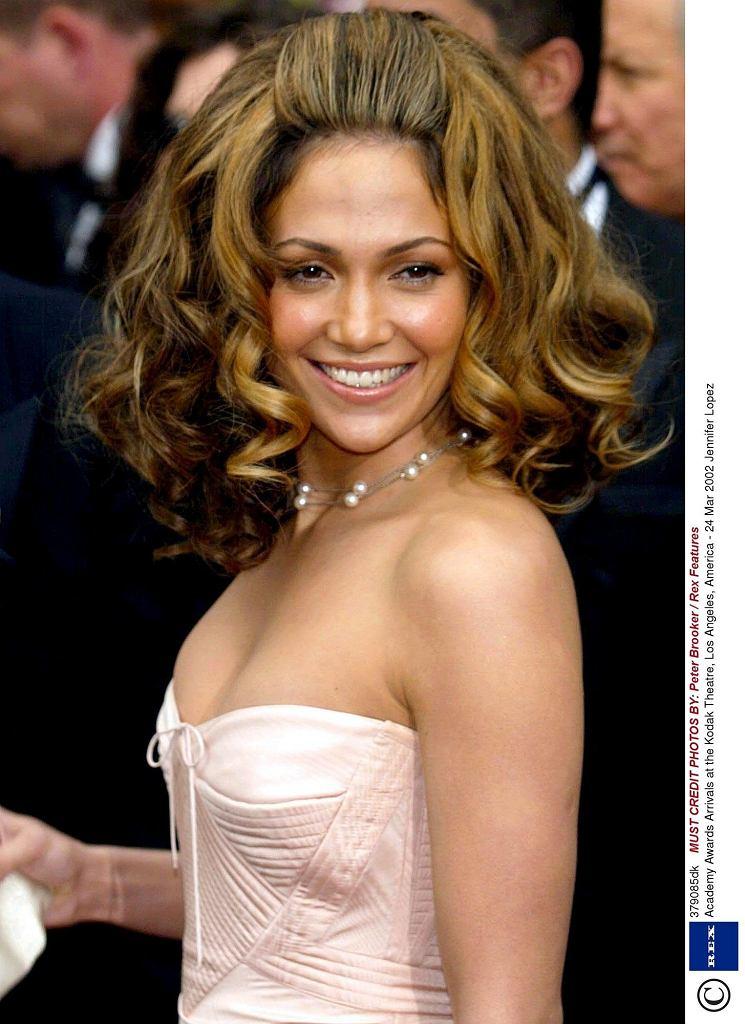 Jennifer Lopez - Oscary 2002