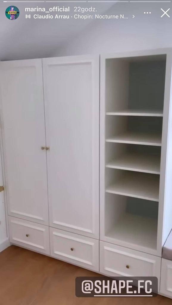 Marina pokazała pokój syna. Mebelki jak z katalogu. Luksusowo!