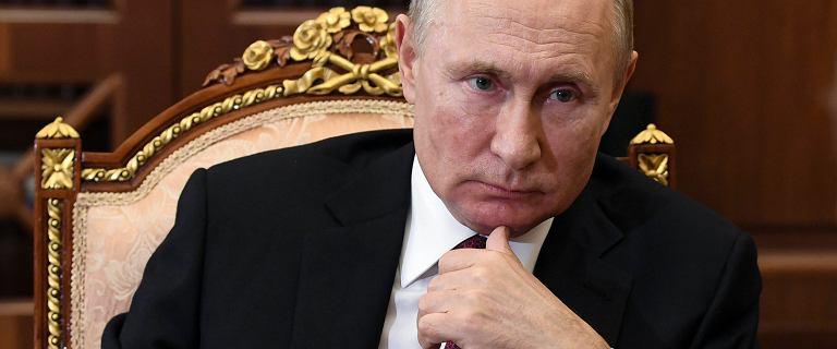 """Władimir Putin odejdzie? Powodem ma być choroba. """"Najważniejszy kaszel w kraju"""""""
