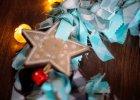 Zrób to sam: wianek świąteczny z tkaniny