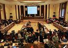 Radni apelują: Opłatek, ale bez modlitwy i przemówień duchownych