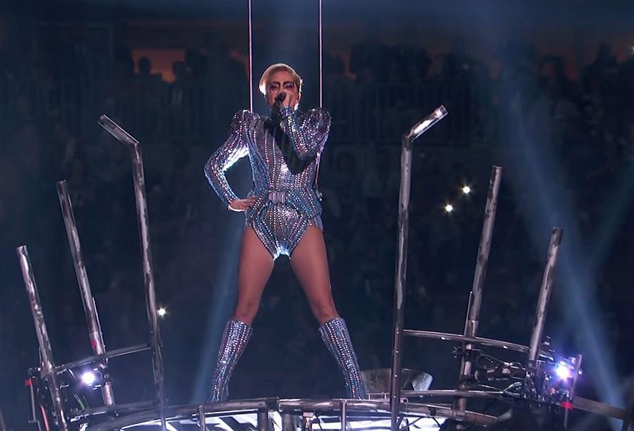 Lady Gaga na Super Bowl