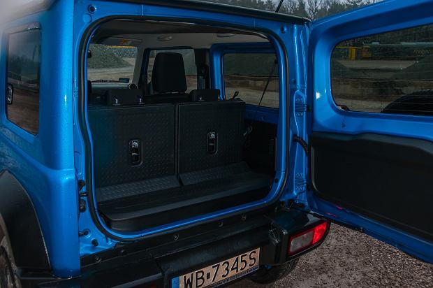 Suzuki Jimny 1.5 MT Elegance