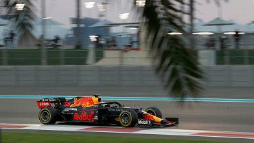 Max Verstappen zdominował ostatni wyścig w sezonie Formuły 1