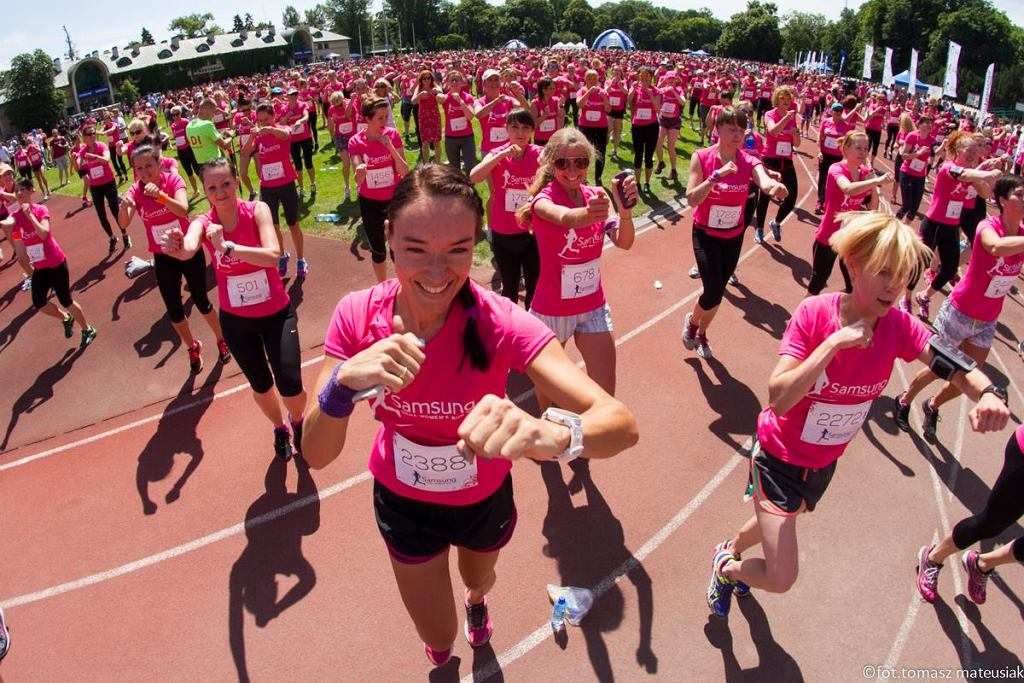 Samsung Irena Women's Run