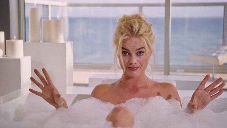 Margot Robbie w filmie 'Big Short' o tym jak doszło do krachu na rynku nieruchomości w USA i globalnego kryzysu finansowego