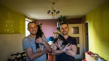 Igor i Adam otrzymali od miasta mieszkanie po interwencji 'Gazety Wyborczej'
