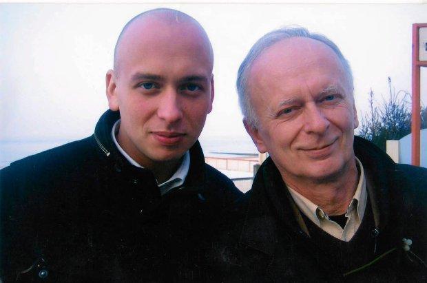 Paweł i Janusz Olejniczakowie