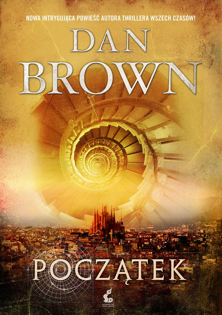 Dan Brown, 'Początek' / wyd. Sonia Draga