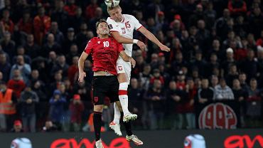 Najlepszy piłkarz reprezentacji Polski w meczu z Albanią! Lider [OCENY]