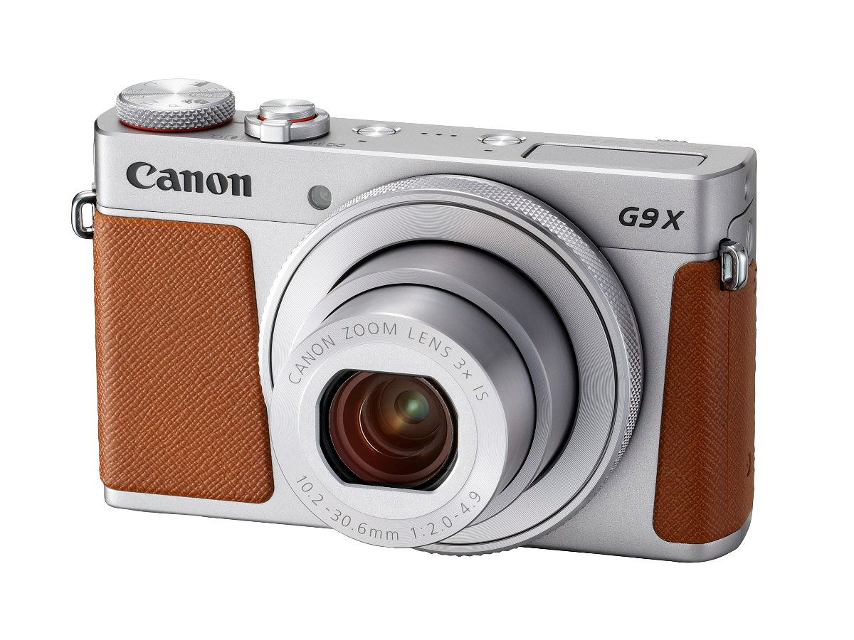 Canon G9 X Mark II