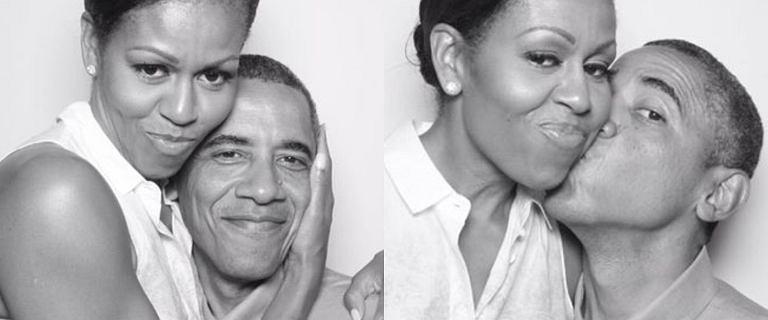 """Barack Obama świętuje urodziny żony Michelle i pokazał romantyczne zdjęcia. """"W każdej scenie jesteś moją gwiazdą"""". Uwagę zwraca reakcja pierwszej damy"""