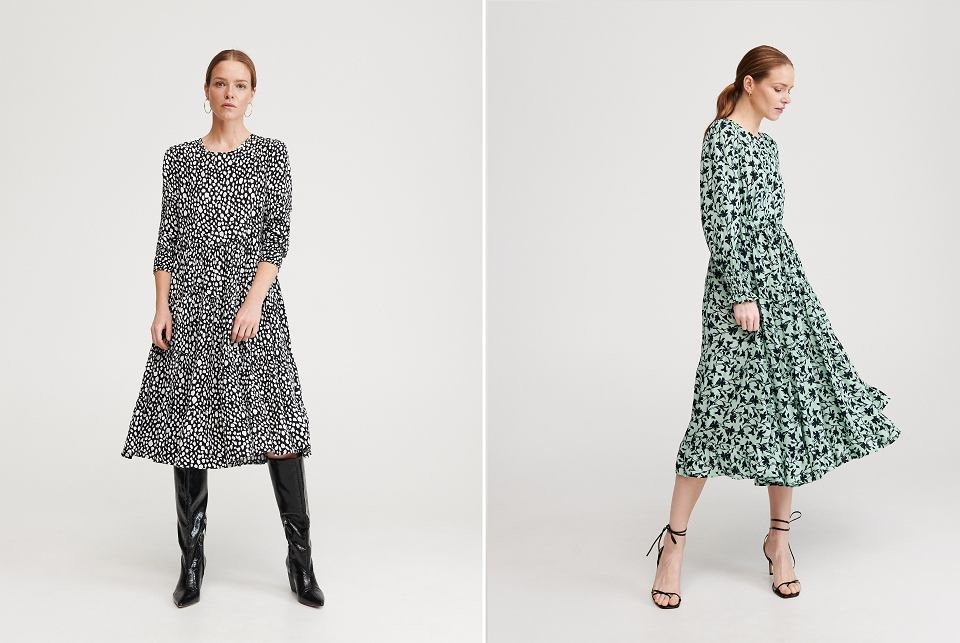 Sukienki z nowej kolekcji Reserved