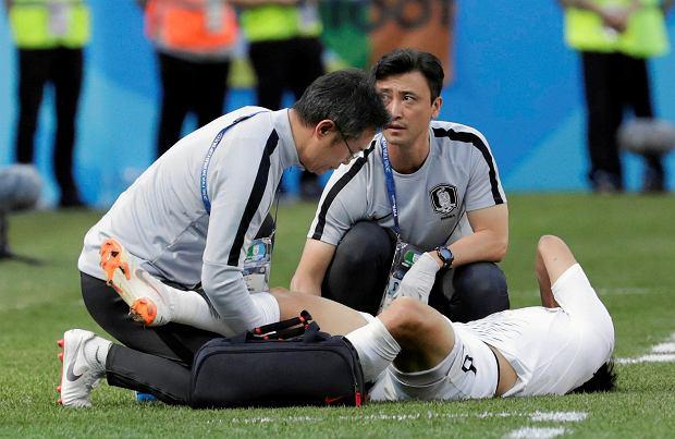 Mistrzostwa świata w piłce nożnej 2018. Park Joo-ho już nie zagra na mundialu