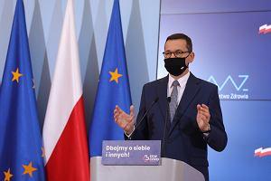 Nowe obostrzenia? Premier Mateusz Morawiecki: Dziś musimy zachować daleko idącą pokorę wobec potencjalnych scenariuszy